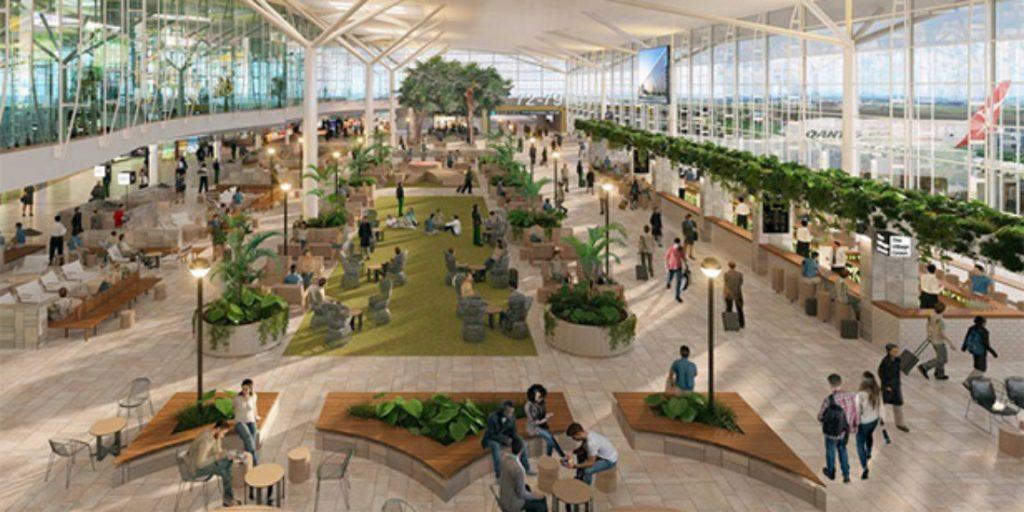 brisbane airport redevelopment