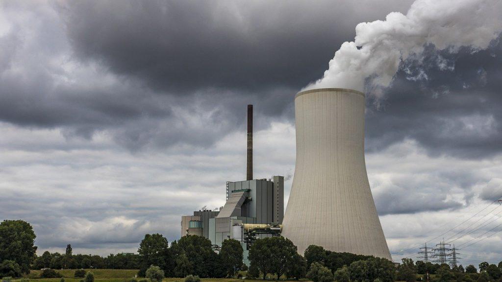 Industry smoke