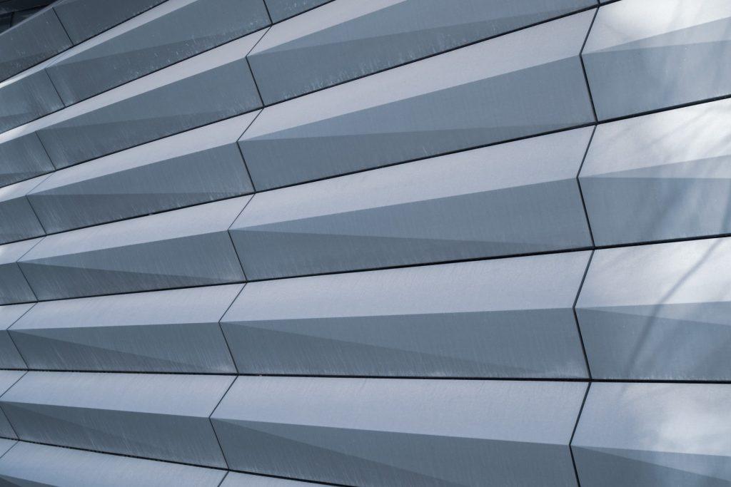 aluminium building